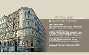 Bild der Referenz: Hotel Pension Hansa 7